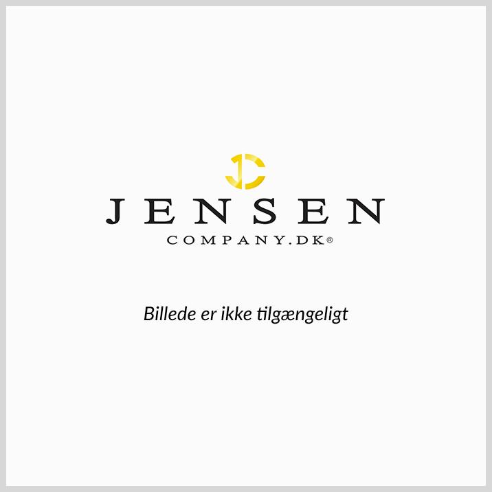 Nordlux Strap Væglampe i sort med læderrem