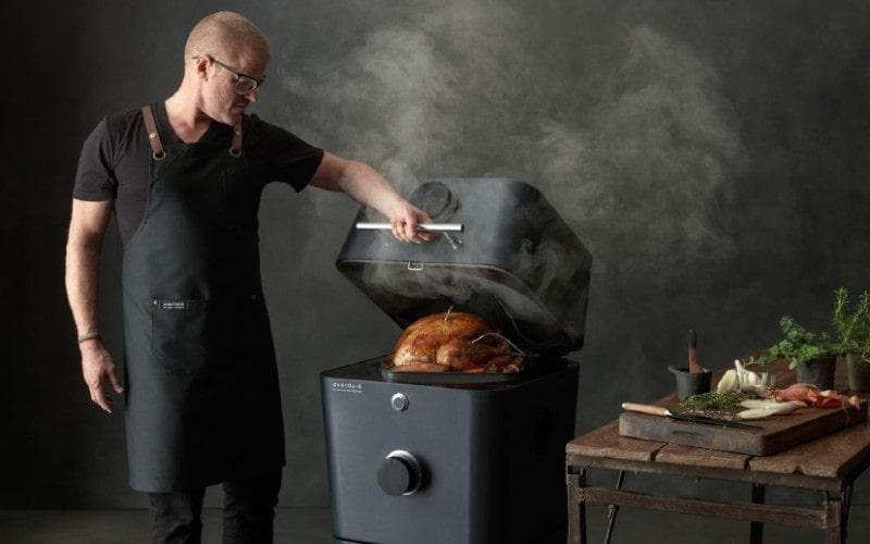 Stort udvalg af Everdure grill hos Jensen-Company