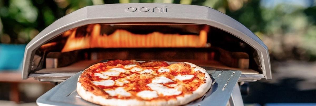 Ooni pizzaovn- lav pizza på 60 sekunder