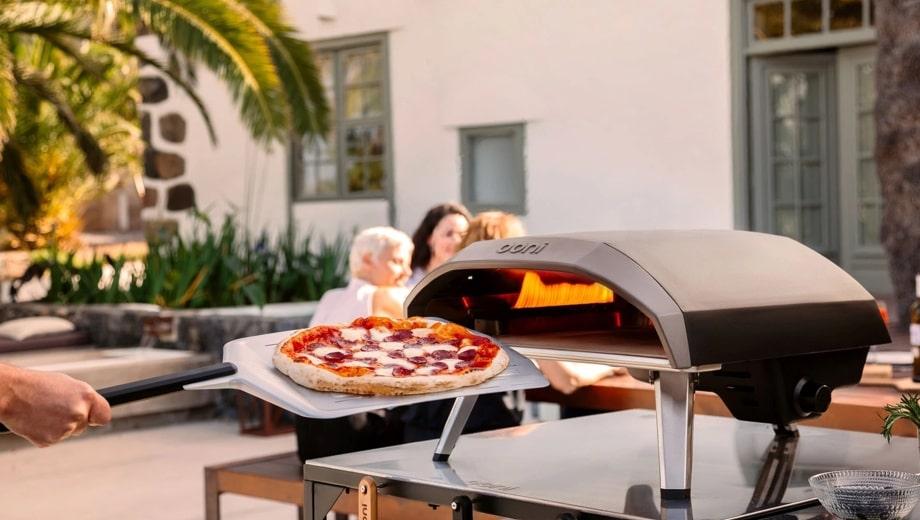 Ooni Pizzagrill til have og terrasse