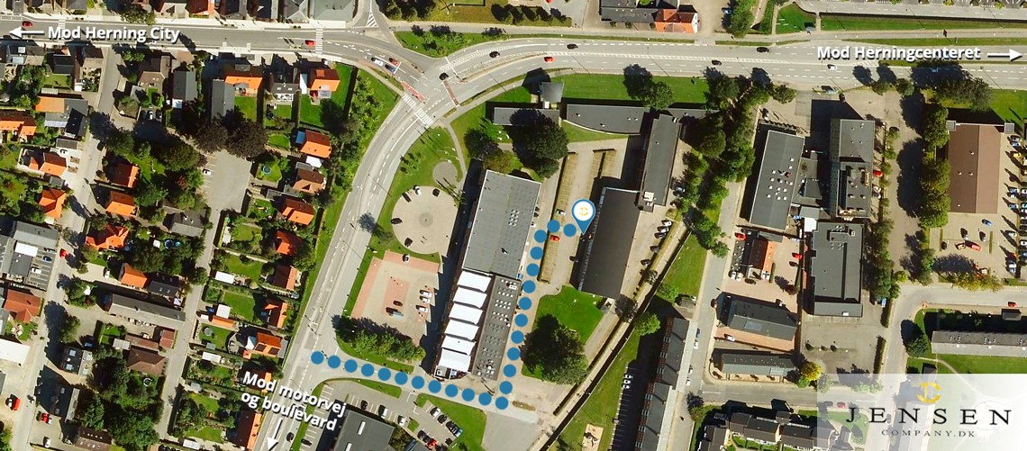 Jensen Company i Herning
