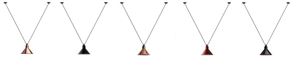 Lampe gras - designlamper
