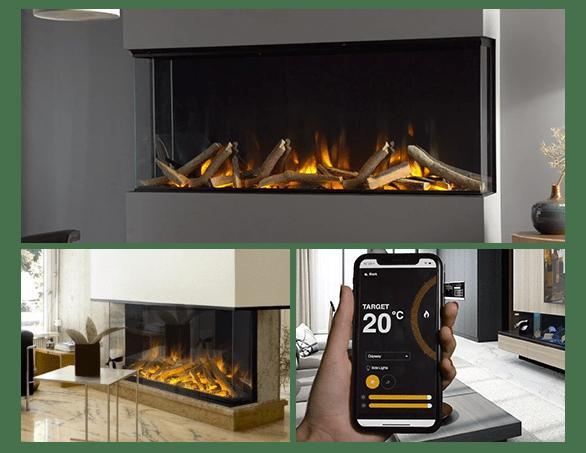 Element4 Elpejse med LED-lys online med fri fragt