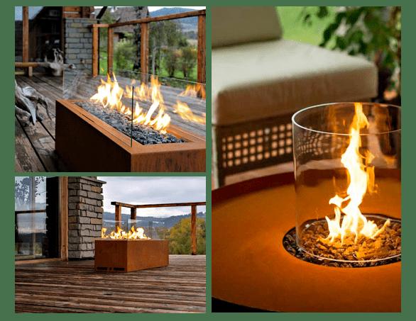 udendørs gaspejse og varmere fra kvalitets mærker