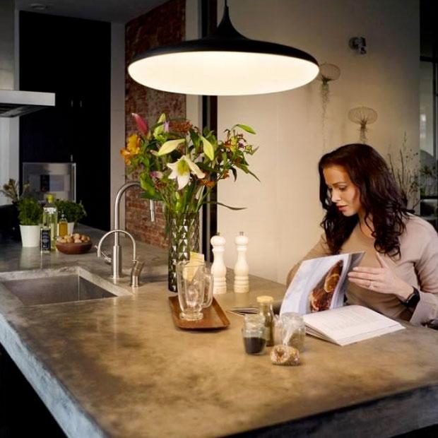 Daroe lampe i dansk design - Prismatch.