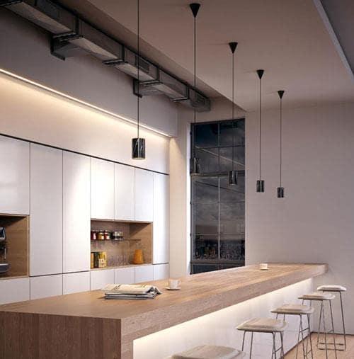 Køb lamper til køkkenet - Fri fragt