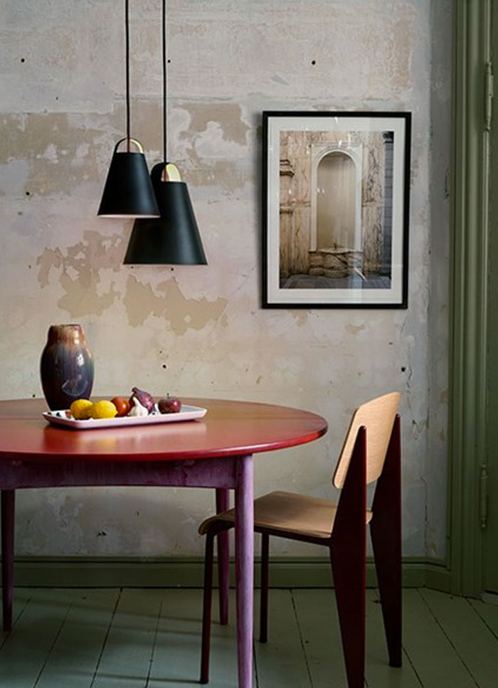 Louis Poulsen Above Pendel - til spisebord
