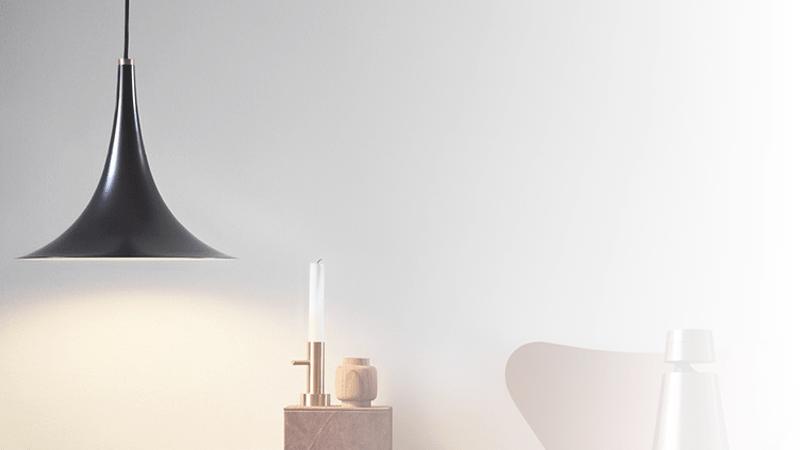 Danske Darø lamper sælges online med fri fragt