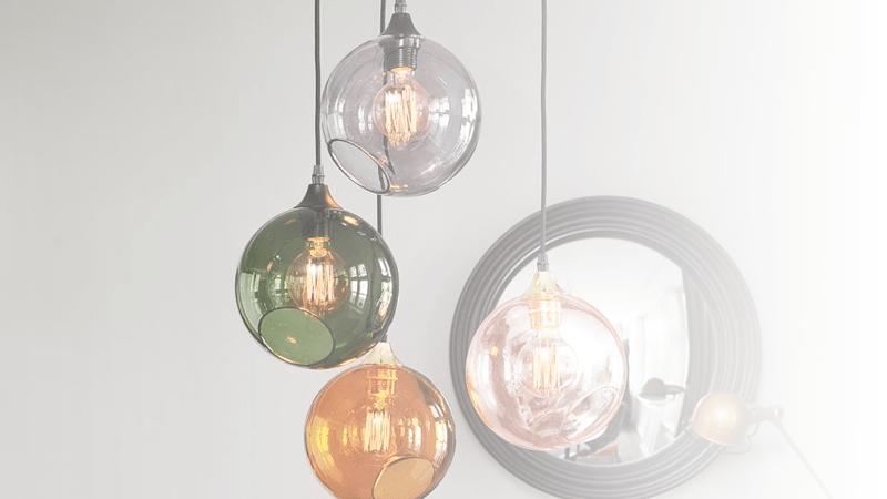 Køb design belysning fra Design By Us online med fri fragt