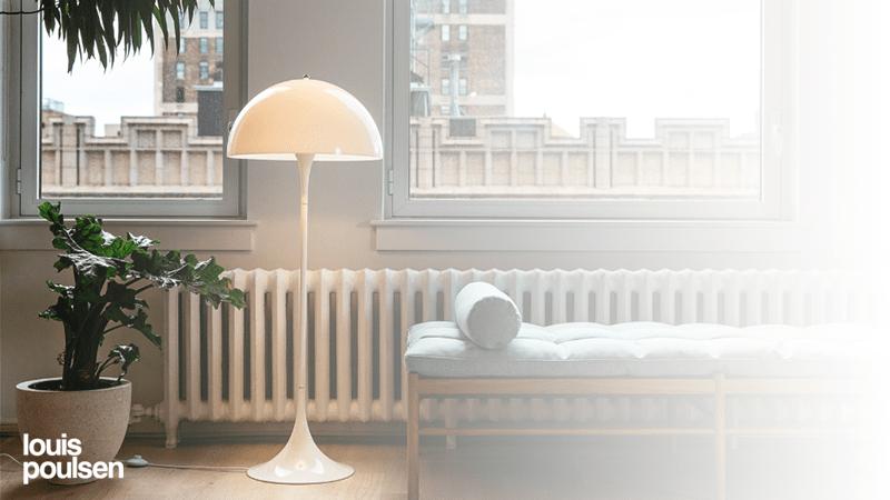 Officiel forhandler af design belysning fra Louis Poulsen med fri fragt