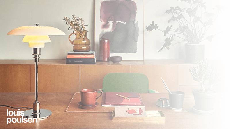 Køb Louis Poulsen bordlamper med prisgaranti