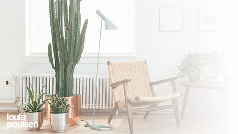 Køb Louis Poulsen gulvlamper online med prisgaranti