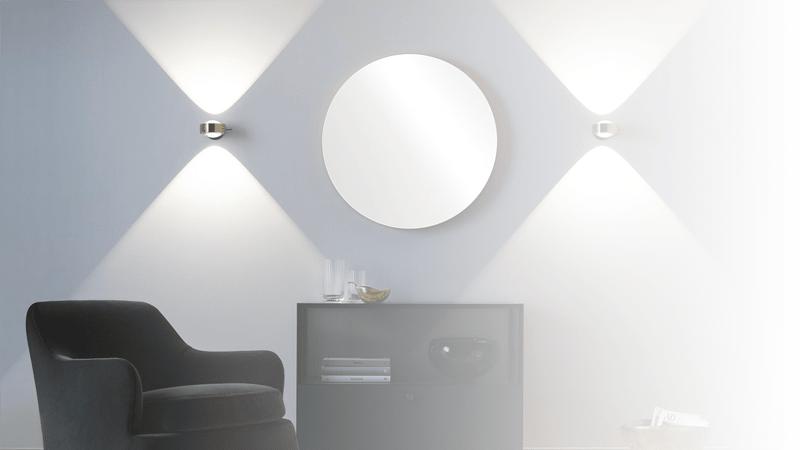 Køb Occhio væglamper i højeste kvalitet med prisgaranti