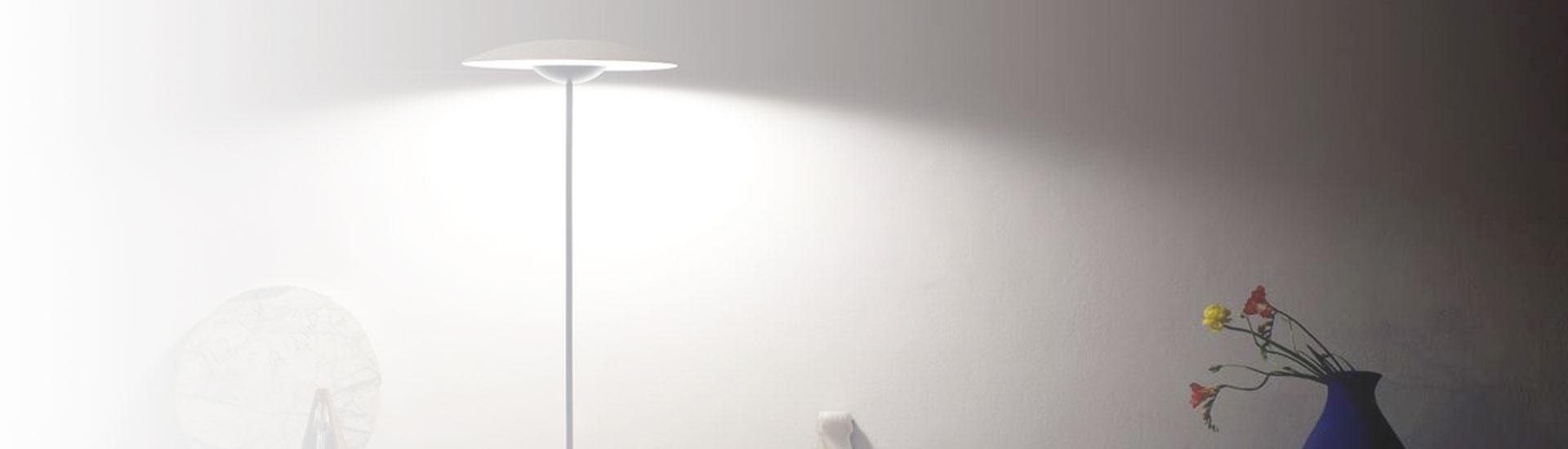 Inspiration til gulvlamper til hjemmet - Stort udvalg online