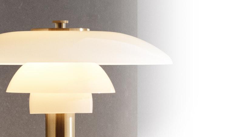 Køb Louis Poulsen reservedele og tilbehør til lamper med prisgaranti