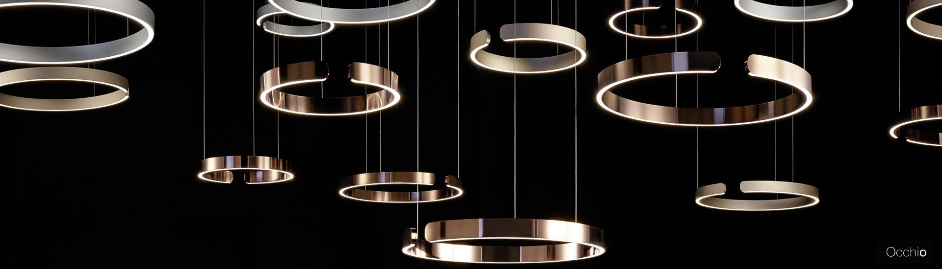 Occhio belysning og lamper - køb online med professionel vejledning