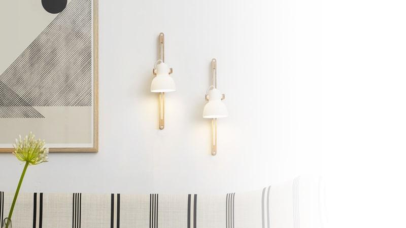 Køb de flotte Mazo lamper online med fri fragt