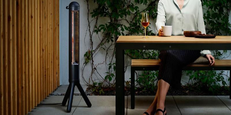 Terrassevarmere hos Jensen Company med prismatch og fri fragt