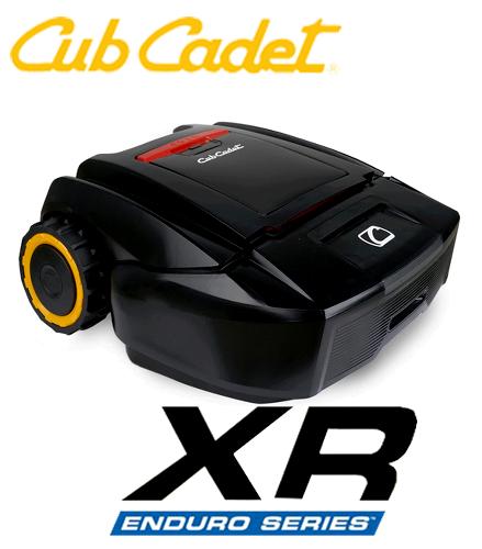 Cub Cadet XR robotplaeneklipper- Fri fragt