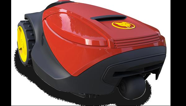 køb WOLF-GARTEN robotplæneklipper online med fri fragt